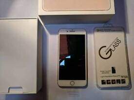 IPhone 7 plus 32GB Gold NEW, 10 month warranty