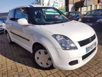 Suzuki Swift 1.3 GL 2007 3dr, Drives Superb, 3 MONTHS WARRANTY