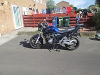 Bandit 1200 07 Excellent runner with full pannier kit.
