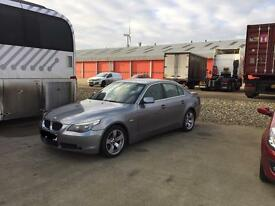 Beautiful BMW E60 520i for sale or swap