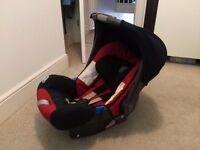 BRITAX BABY CAR SEAT / CARRIER