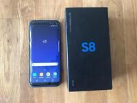 Samsung Galaxy S8 64GB Unlocked Midnight Black