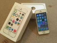 Iphone 5S - Unlocked - Gold - Good Condition