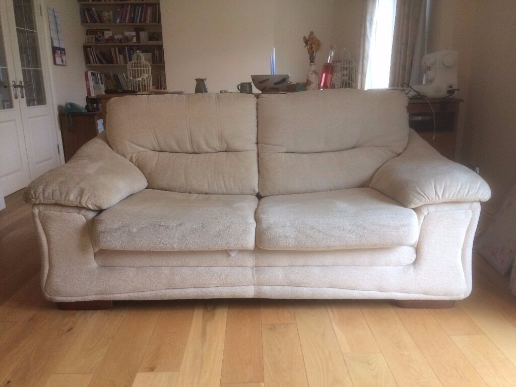 Som Toile Sofa Bed 2 3 Seater All Offers Considered