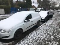 Vauxhall Astra van 1.7 Cdti