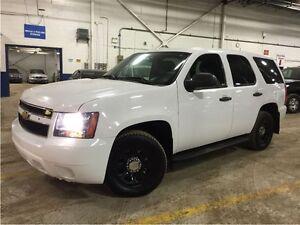 2012 Chevrolet Tahoe POLICE PACKAGE!