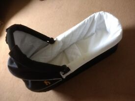 Out n About Nipper Double Carrycot and Adaptor