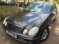 2003 Mercedes E270 2.7 Auto LOW MILES
