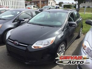 Ford Focus Sedan SE 2013