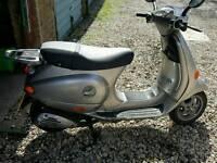 vespa et4 125cc parts