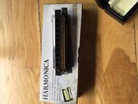 harmonica £10