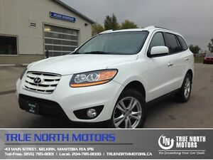 2010 Hyundai Santa Fe LIMITED Heated Leather Seats, Sunroof