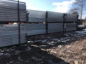 🌞 *New* Temporary Heras Security Fence Panels > 3.45 X 2M