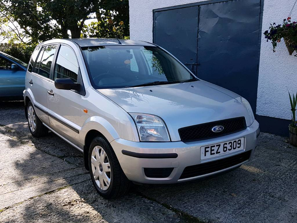 2005 ford fusion 2 one owner 83k fsh full mot not nissan micra renault clio fiesta vauxhall. Black Bedroom Furniture Sets. Home Design Ideas