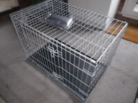 Dog Cage & Cover