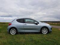 Peugeot 207 allure for sale. Mot recently done. Full service history. Lovely car.