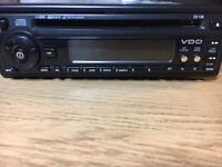 VDO CD 138 Car Stereo