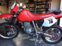 Honda xr250 £1200 or swaps
