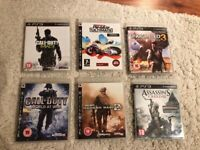 FREE selection of classic PS3 games (Call of Duty, Burnout, Uncharted 3, Assassins Creed 3)