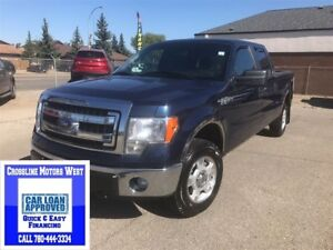 2014 Ford F-150 XLT CREW CAB PRICED TO SELL
