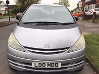 Toyota Previa 7 seater MPV Diesel Very good condition