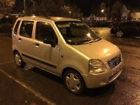 2002 Suzuki Wagon R, AUTOMATIC,AUTO, 1 year MOT,like mazda,vauxhall,Mitsubishi Delica,ford,nissan