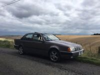 Volvo 460, very rare example