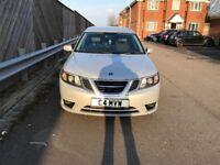 Saab 9-3 1.9 TID Sportwagon Estate 08 Plate