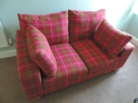 Two seater sofa made by Next, almost new condition.