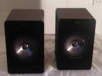 KEF X300A Wireless speakers Digital Hi-Fi Speaker System