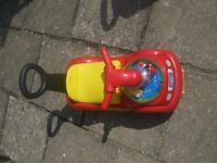 Fisher Price ride on Fire Engine ( Musical)