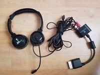 Turtle Beach XLa headphones for Xbox 360