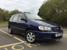 TOYOTA PICNIC AUTOMATIC 6 SEATER FIRST TO SEE WILL BUY