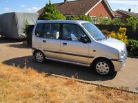 perodua kenari petrol very reliable 2006 48000 mileslong mot