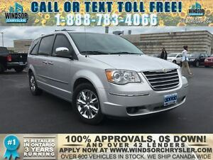 2010 Chrysler Town & Country Limited -WE FINANCE GOOD/BAD CREDIT