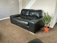 Sold...2 Seater Sofa & 1 Chair