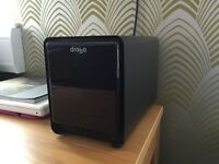Drobo FS Network Attached Storage with 10TB of hard drives