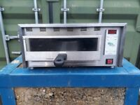 Catering equipment gas Bain marie Salamander Coffee machine Fryers Stainless steel shelves tables