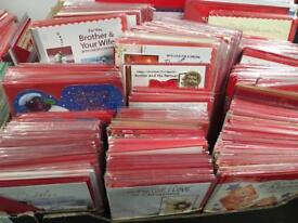 Joblot 800 xmas cards