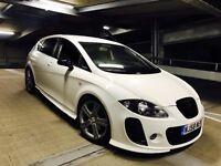 2009 Seat Leon FR 2.0 TDI BTCC, Seat Leon, FR, BTCC, K1, Cupra R, TDI, Replica, White,