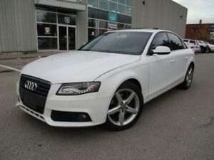 2010 Audi A4 2.0T LEATHER SUNROOF EXTRA CLEAN