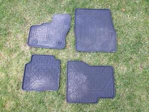 Ford Transit Connect (2014 and up) heavy duty rubber floor mats