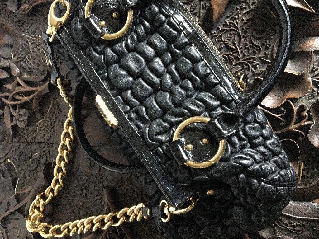 Jenrigo Italian Leather Handbag