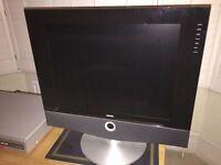 "TV - Loewe Speros - flatscreen 21"""