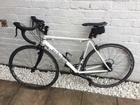 Road bike in excellent condition, shimano gears and wheels
