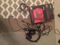 Playstation gaming headset ps4 ps3