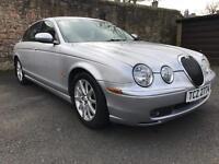 Jaguar S Type 2.5 Automatic- 12 Months Mot
