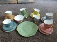Royal Albert China.. 37 pieces of Gossamer design.