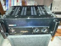 vintage yamaha p 2201 power amp for repair or parts?