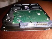 Seagate 500 GB Sata Hard drive full working just need formating